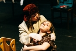 Caitlin Weaver and Allie Press in The Bear Loves Honey.